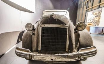Редчайший Toyoda Model AA найденный в России (22фото)