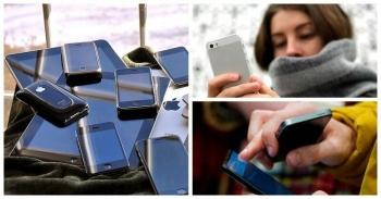 Россиян заставят регистрировать смартфоны и хотят ввести госпошлину на гаджеты (6фото)