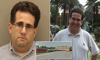 Школьный учитель из Огайо арестован за мастурбацию во время урока (4фото)