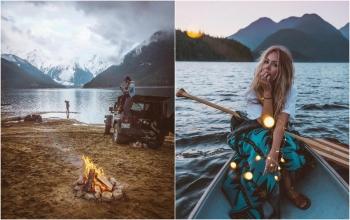Замечательные приключенческие снимки Брэйдина Тота - «Хорошее настроение»