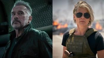 В Лас-Вегасе представили кадры нового фильма «Терминатор: Темная судьба» - «Фото»