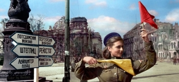 Если бы во время Великой Отечественной Войны снимали на цветную пленку - «Хорошее настроение»