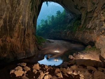 Необъятный Шондонг — самая большая пещера на Земле (15фото)