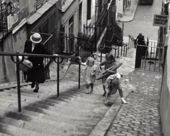 Париж 50-х годов - «Хорошее настроение»