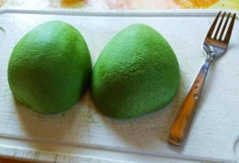 Плоды без кожуры