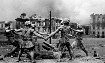 Слова, которые наводили страх на немцев в Сталинграде - «Фото»