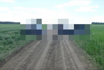 Авария на пустой дороге - «Хорошее настроение»