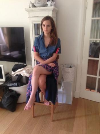 Интимные фотографии Эммы Уотсон, украденные хакерами (15 фото)