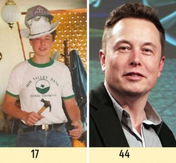 Как изменились самые богатые люди спустя время (11 фото)