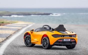 Мини-McLaren за $400 для мелких гонщиков - «Хорошее настроение»