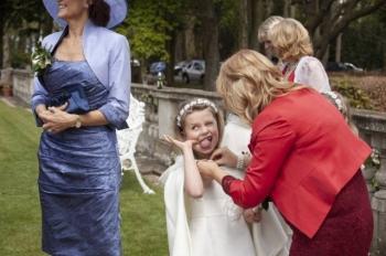 Забавные свадебные фотографии (27 фото)