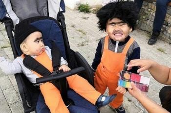 Равшан и Джамшут стали победителями детского конкурса в Якутии (3 фото + видео)