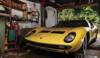 Капсула времени: Lamborghini Miura 1969 - «Хорошее настроение»