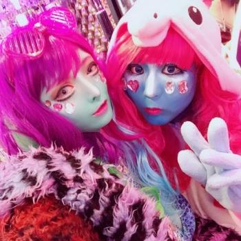 Креативная мода из Японии