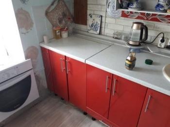 Кухня с секретом (2 фото)