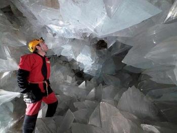 La Geoda Gigante - одна из самых больших жеод в мире (8 фото)
