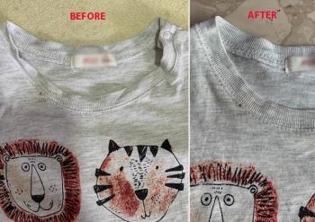 Лайфхак: как вернуть растянутой одежде приличный вид (6 фото)