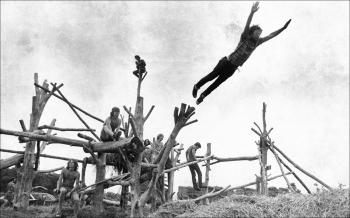 Легендарному Вудстоку 50 лет (31 фото)