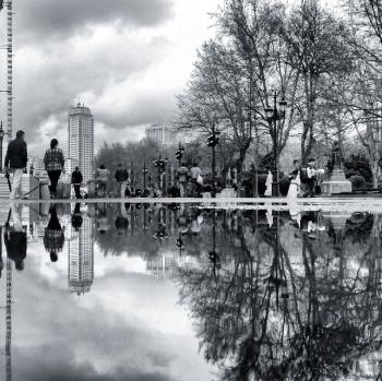 Поразительный мир отражений - «Фото»