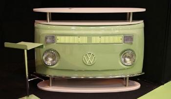 Стильная мебель из деталей старых автомобилей - «Хорошее настроение»