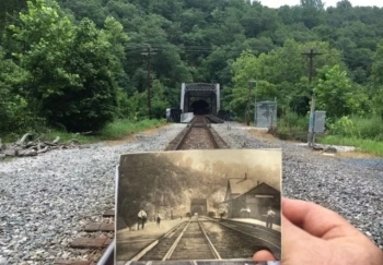 Воссоединяя старые и современные фотографии - «Хорошее настроение»
