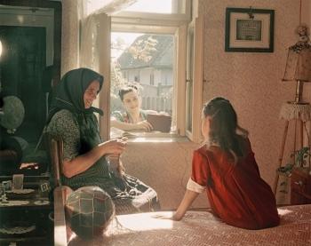 Жизнь советских людей. Фотографии Семена Фридланда - «Хорошее настроение»
