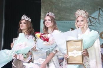 Елизавета Свириденко из Севастополя стала самой красивой крымчанкой - «Хорошее настроение»
