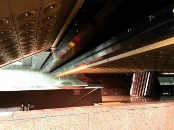 Этот странный японский храм выглядит как упавший межгалактический звездолет (13фото)