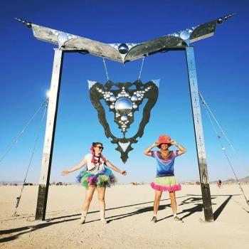 Фотоотчет Burning Man-2019 - «Хорошее настроение»