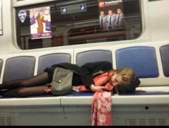 Мода российского метрополитена - «Хорошее настроение»