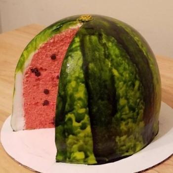 Невероятно реалистичные торты