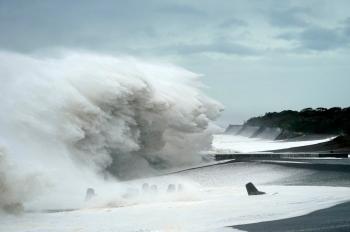 "Япония после тайфуна ""Хагибис"" (23 фото)"