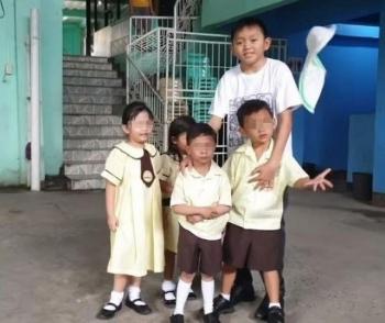 Ян Фрэнсис Манги из Филиппин - детсадовец или воспитатель? (10 фото)