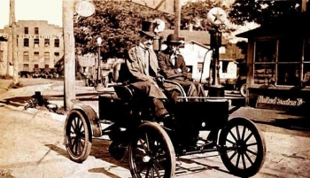 Нью-Йорк в 1920-х (22 фото)