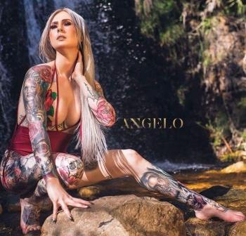 Сара Грей из Австралии – самый татуированный врач в мире - «Хорошее настроение»