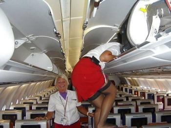 Секси-стюардессы - «Хорошее настроение»