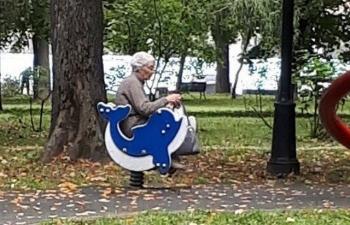 Удивительные поступки бабушек