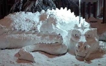 Зима близко – значит, наступит время снеговиков - «Хорошее настроение»