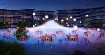 Toyota запланировала построить город будущего Woven City - «Фото»