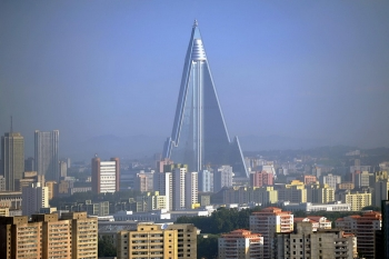 Самое высокое нежилое здание в мире