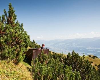 Смотровая в австрийских Альпах (18фото)