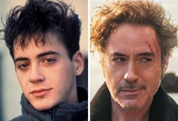 Как 16 звезд изменились с момента их первой роли - «Фото»